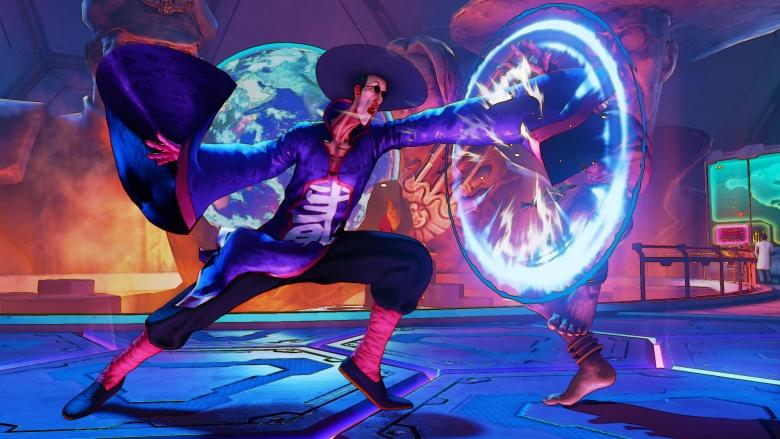 Street Fighter V FANG