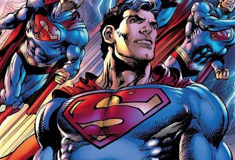 Superman terá seu visual repaginado em novas publicações da DC Comics