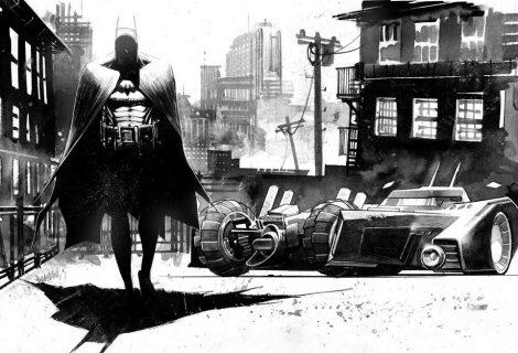Batman ganhará nova revista com roteiros de Scott Snyder