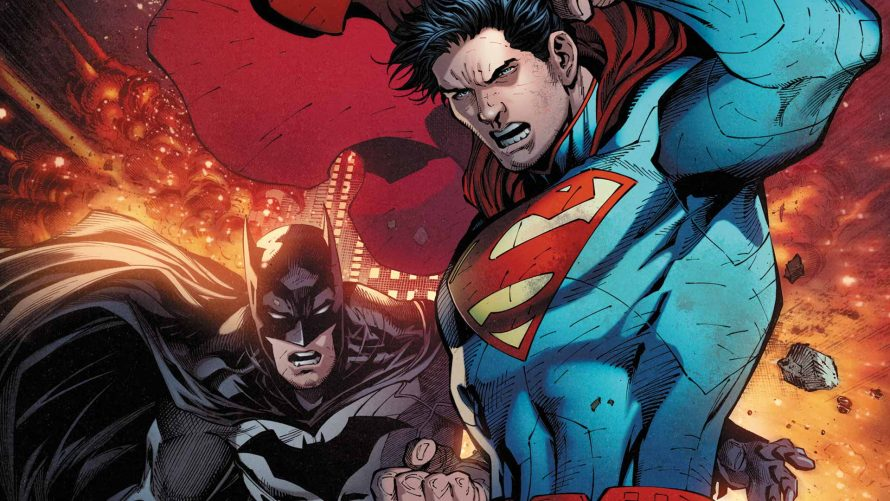 Filhos de Batman e Superman juntos em nova revista da DC Comics