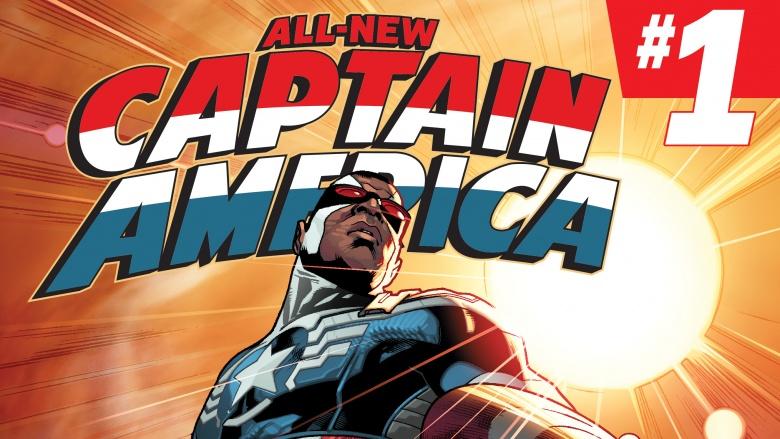 Capitão América Falcão
