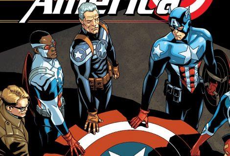 Capitão América recuperará sua Juventude nos quadrinhos