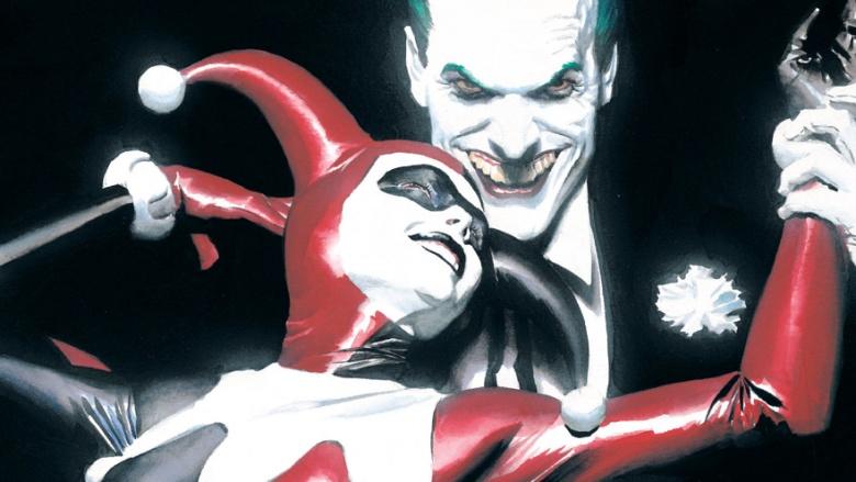 Coringa e Harley Quinn 1