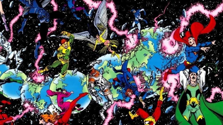 Crise nas Infinitas Terras DC 2