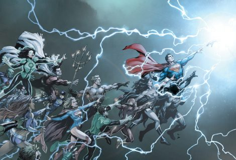 Reboot da DC Comics bate recorde de vendas e supera Marvel Comics