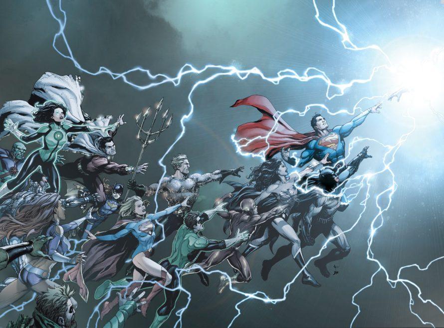 Reboot da DC Comics começará a ser lançado em maio com one-shot