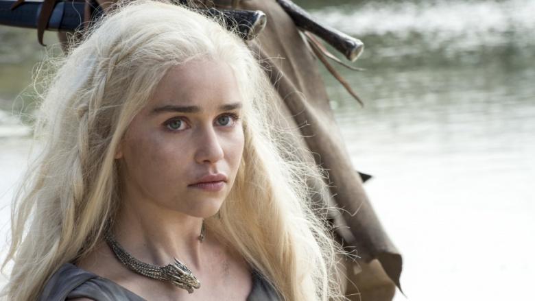 Daenerys Targaryen GoT 1