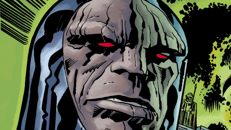 Darkseid DC 2