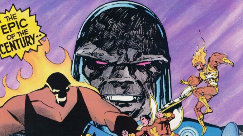Darkseid DC 3