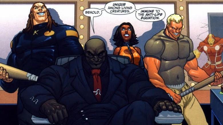 Darkseid DC 5