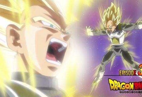 Sofrido! Vegeta vs Magetta - Dragon Ball Super Review