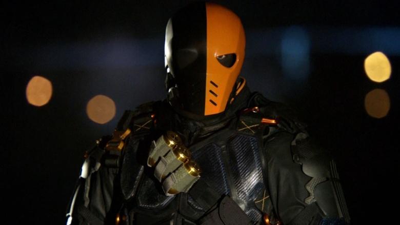 Exterminador Arrow DC