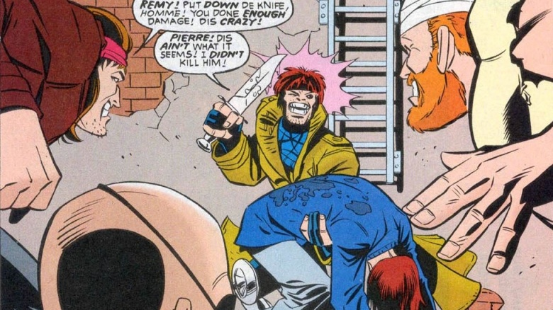 Gambit X-Men Marvel 2