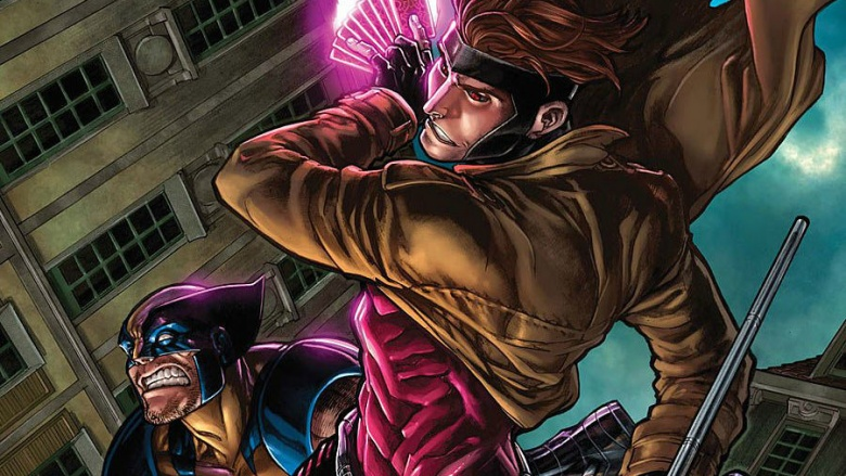 Gambit X-Men Marvel 3