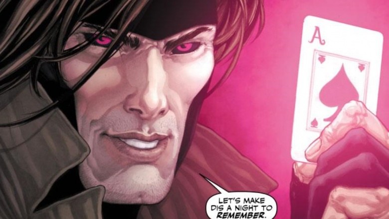 Gambit X-Men Marvel 4