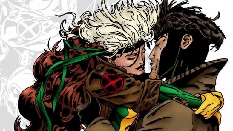 Gambit X-Men Marvel 5