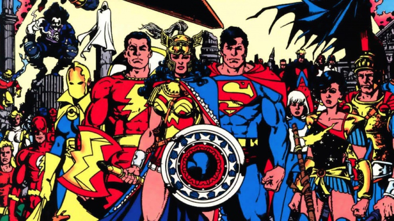 Guerra dos Deuses DC