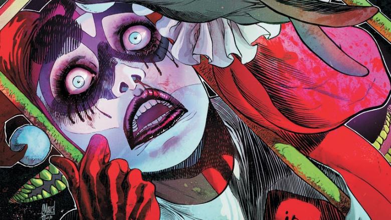 A Hist 243 Ria Sombria Da Harley Quinn Ei Nerd