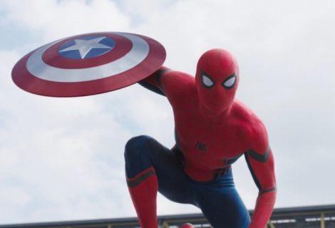 Filme do Homem-Aranha ganha logo e título oficial