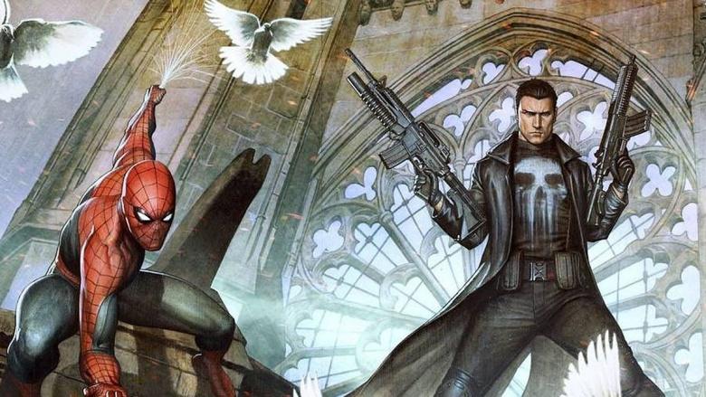 Homem-Aranha e Justiceiro