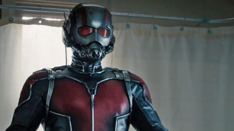 Homem-Formiga Filme Marvel