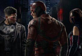 Veja em detalhes como será o uniforme do Justiceiro e Elektra em novo teaser de Demolidor