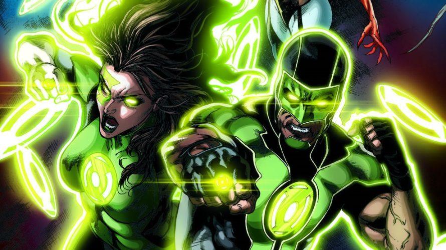 Uma mulher e um muçulmano estrelarão nova revista dos Lanternas Verdes