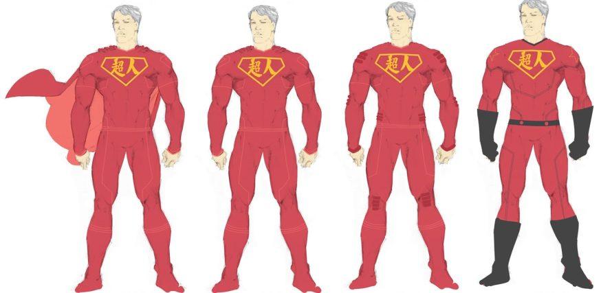Chinês ganhará poderes do Superman e será herói em nova revista da DC