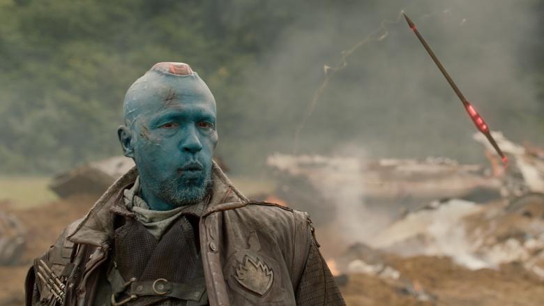 Yondu Udonta Guardiões da Galáxia Marvel