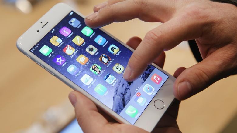 celular android ios iphone