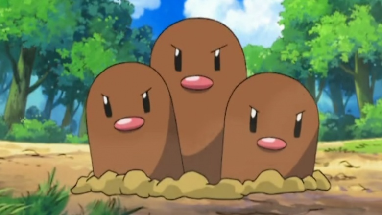 dugtrio pokemon