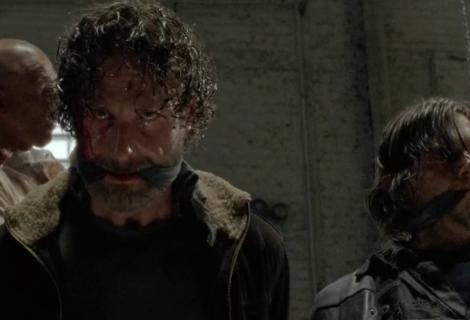 The Walking Dead - Vaza Cena com Primeira Aparição de Negan!