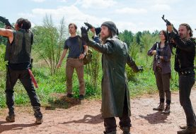 Johnny Depp Apareceu em The Walking Dead... Ou Quase! Entenda: