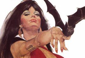 Vampirella retorna repaginada nos quadrinhos