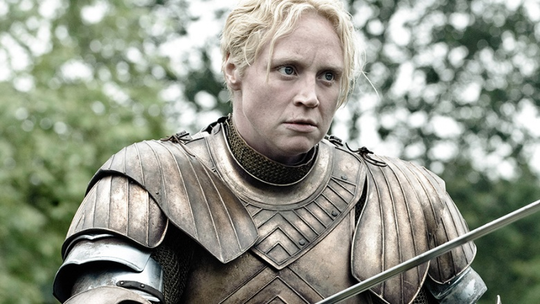 Brienne de Tarth Game of Thrones