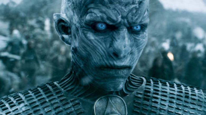Caminhante Branco Rei da Noite Game of Thrones