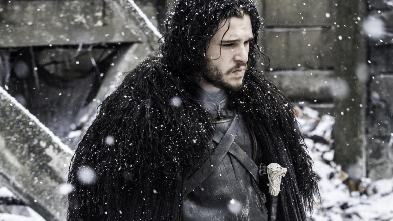 Jon Snow Game of Thrones 2
