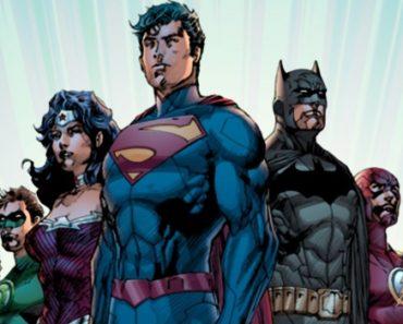Liga da Justiça DC Novos 52
