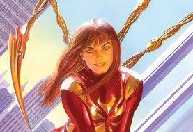 Mary Jane pode ser a nova Aranha de Ferro