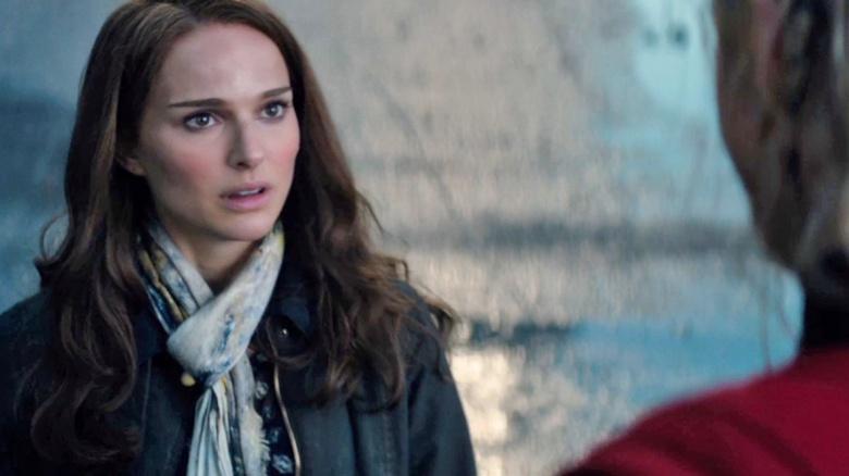 Natalie Portman Thor 2 2