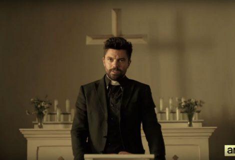 Preacher ganha novo teaser repleto de ação