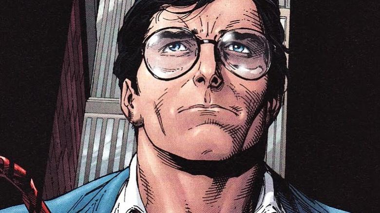 Superman Clark Kent DC