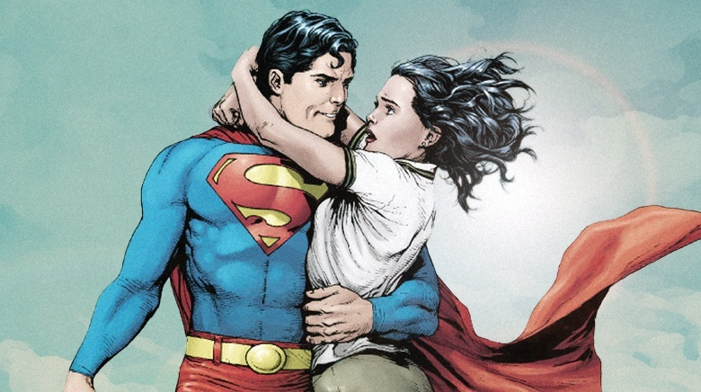 Superman Lois Lane DC 1