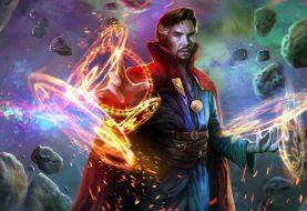 Doutor Estranho usa armadura do Homem de Ferro nos quadrinhos