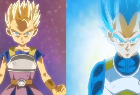 A Fúria de um Super Saiyajin! Vegeta vs Kyabe - Review