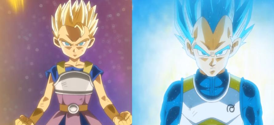 A Fúria de um Super Saiyajin! Vegeta vs Kyabe – Review