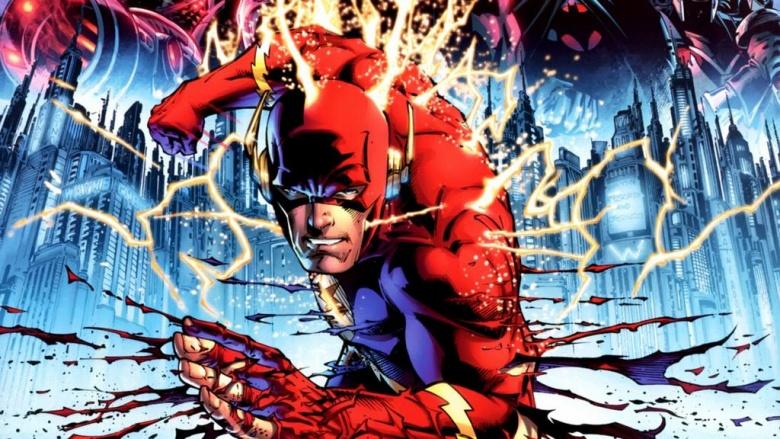 flash dc quadrinhos