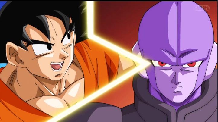 Goku e Hitto