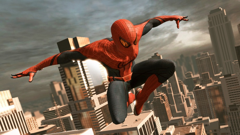 homem-aranha game
