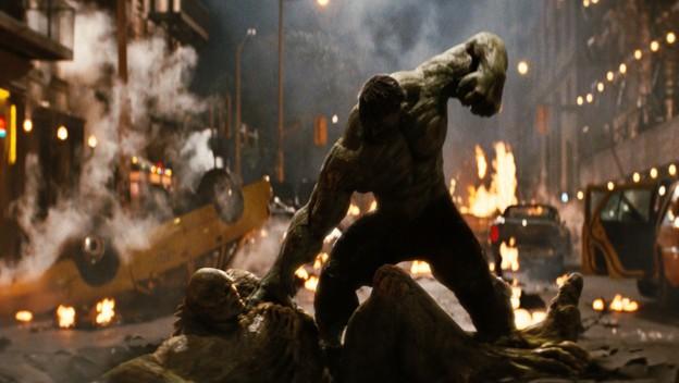 incrível hulk abominação